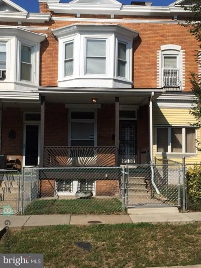 1652 Ashburton Street, Baltimore, MD 21216 - MLS#: 1000254492