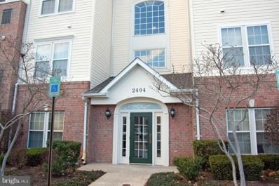 2404 Chestnut Terrace Court UNIT 103, Odenton, MD 21113 - MLS#: 1000254632