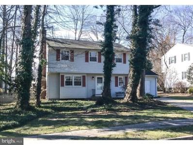 4 Overbrook Circle, Moorestown, NJ 08057 - MLS#: 1000255042