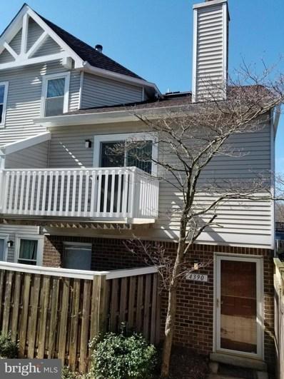 4390 Pembrook Village Drive UNIT 88, Alexandria, VA 22309 - MLS#: 1000255682