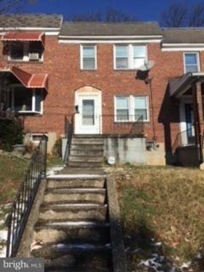 2404 Coldspring Lane W, Baltimore, MD 21215 - #: 1000255760