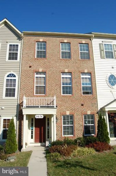 9674 Ethan Ridge Drive, Frederick, MD 21704 - MLS#: 1000256028