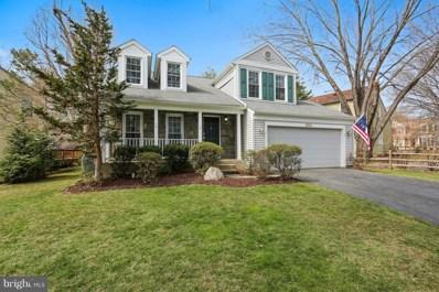 13830 Mustang Hill Lane, North Potomac, MD 20878 - MLS#: 1000256118