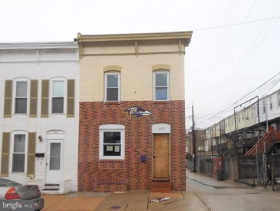 1603 Cypress Street, Baltimore City, MD 21226 - MLS#: 1000256934