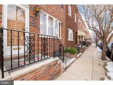 827 Moore Street, Philadelphia, PA 19148 - MLS#: 1000257002