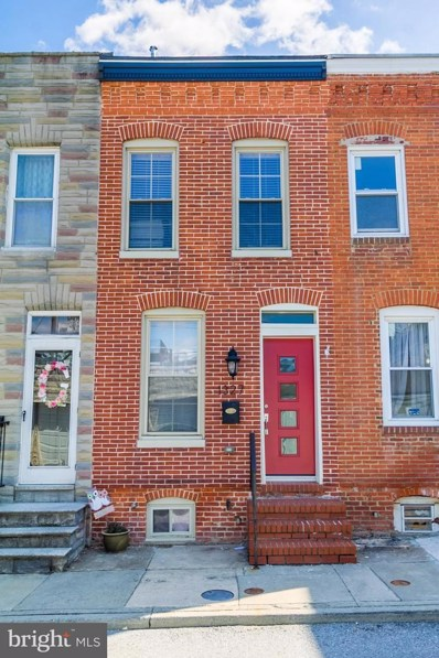 1327 Cooksie Street, Baltimore, MD 21230 - MLS#: 1000257304