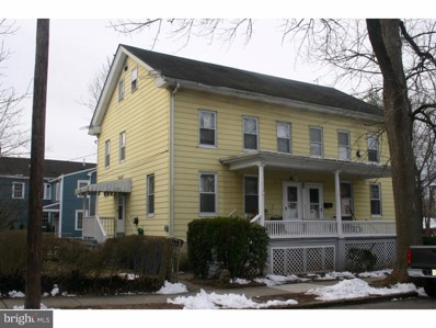 16 S 4TH, Frenchtown, NJ 08825 - MLS#: 1000258278