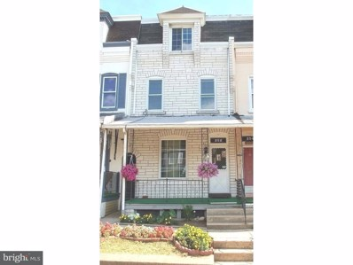 252 W Oley Street, Reading, PA 19601 - MLS#: 1000258511