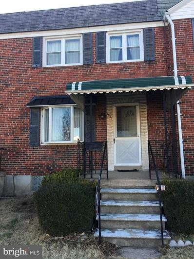 1852 Church Road, Baltimore, MD 21222 - MLS#: 1000258868