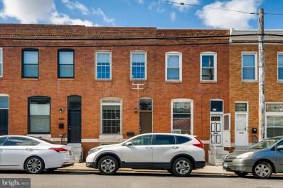 628 Eaton Street S, Baltimore, MD 21224 - MLS#: 1000259670
