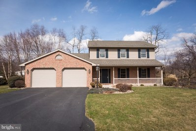 168 Blackberry Lane N, Fayetteville, PA 17222 - MLS#: 1000260154