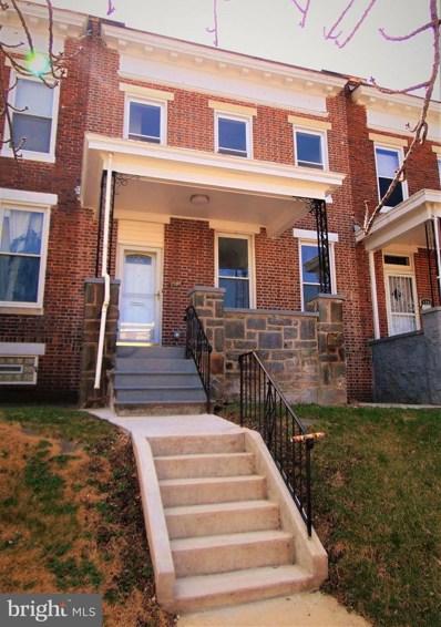 1705 Chilton Street, Baltimore, MD 21218 - MLS#: 1000260230
