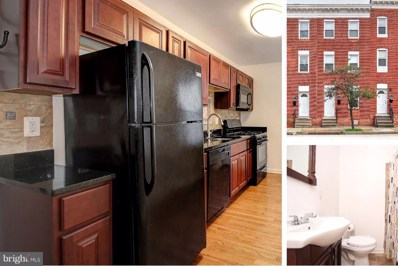 2031 Orleans Street, Baltimore, MD 21231 - MLS#: 1000261612