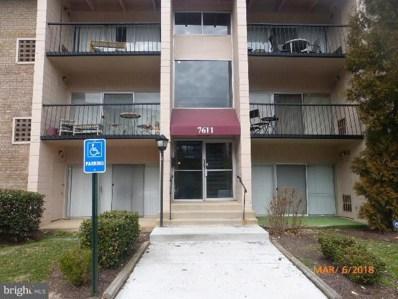 7611 Fontainebleau Drive UNIT 2220, New Carrollton, MD 20784 - MLS#: 1000262650