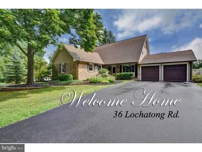 36 Lochatong Road, Ewing Twp, NJ 08628 - MLS#: 1000263285
