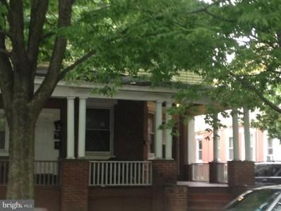 627 Monmouth Street, Trenton, NJ 08609 - MLS#: 1000265409