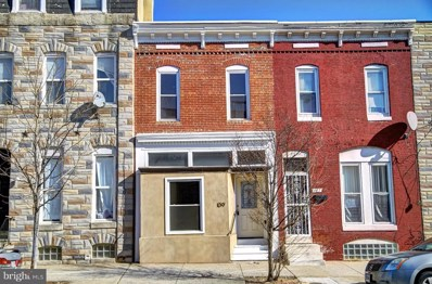109 Patterson Park Avenue, Baltimore, MD 21231 - MLS#: 1000266000