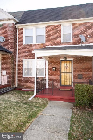 2325 Koko Lane, Baltimore, MD 21216 - MLS#: 1000266082