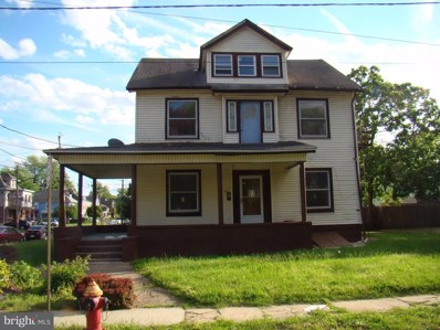 901 Edgewood Avenue, Trenton City, NJ 08618 - MLS#: 1000266581