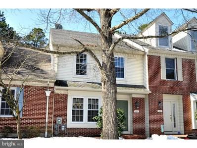 501 Monticello Court, Evesham Twp, NJ 08053 - MLS#: 1000266738