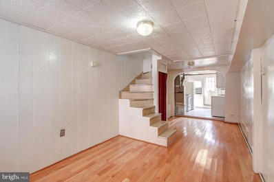 519 Chapel Street S, Baltimore, MD 21231 - MLS#: 1000267064