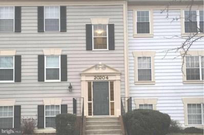 20204 Shipley Terrace UNIT 7-B-302, Germantown, MD 20874 - MLS#: 1000267360