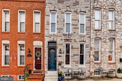 405 Clement Street, Baltimore, MD 21230 - MLS#: 1000267576