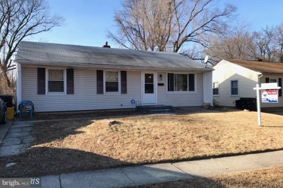 2509 Millvale Avenue, District Heights, MD 20747 - MLS#: 1000268202