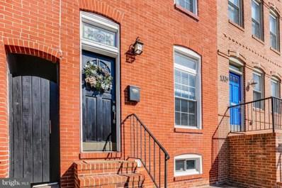 1007 Baylis Street, Baltimore, MD 21224 - MLS#: 1000268454