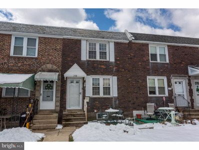 236 Gramercy Drive, Clifton Heights, PA 19018 - MLS#: 1000268516