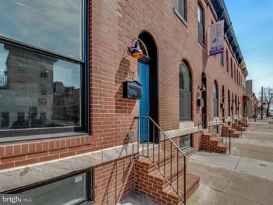 813 Chester Street, Baltimore, MD 21205 - MLS#: 1000268942