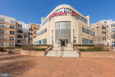 1201 East West Highway UNIT 352, Silver Spring, MD 20910 - MLS#: 1000269388