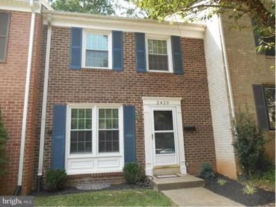 2420 Ansdel Court, Reston, VA 20191 - MLS#: 1000269784
