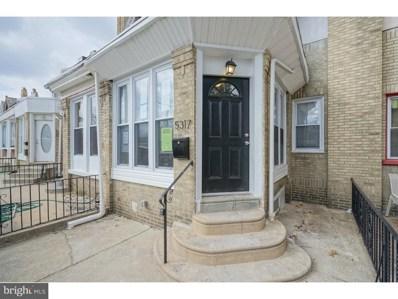 5317 Arlington Street, Philadelphia, PA 19131 - MLS#: 1000270034