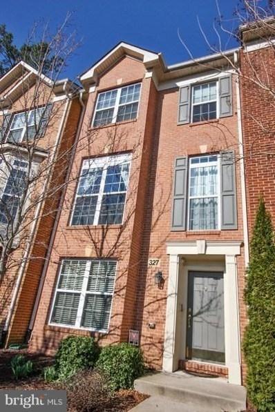 327 Bulwark Alley, Annapolis, MD 21401 - MLS#: 1000270306