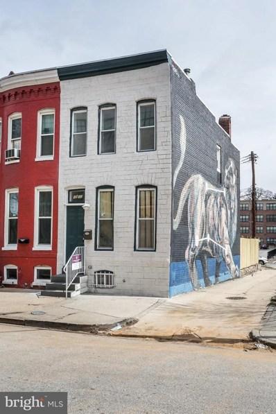 1513 Barclay Street, Baltimore, MD 21202 - MLS#: 1000270568