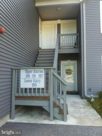 190 North East Isles Drive UNIT 91A, North East, MD 21901 - MLS#: 1000270840