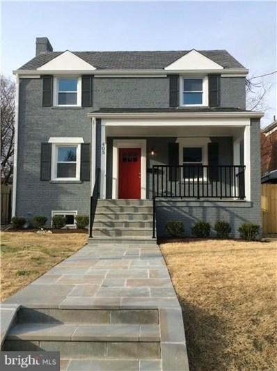 405 Quackenbos Street NW, Washington, DC 20011 - MLS#: 1000271342