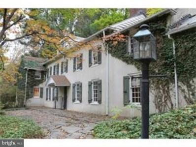 125 McClenaghan Mill Road, Wynnewood, PA 19096 - MLS#: 1000271419