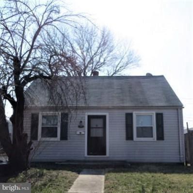 1909 Van Buren Road, Baltimore, MD 21222 - MLS#: 1000271640