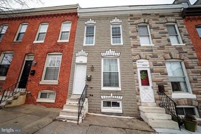 1418 Jackson Street, Baltimore, MD 21230 - MLS#: 1000272058