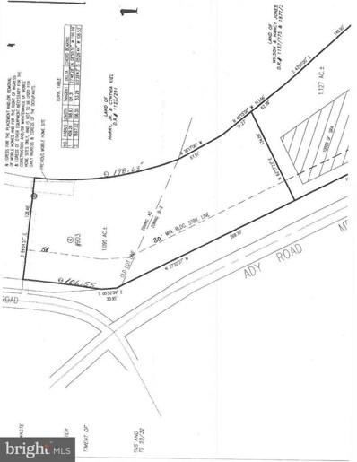 903 Old Pylesville Road, Pylesville, MD 21132 - MLS#: 1000272362