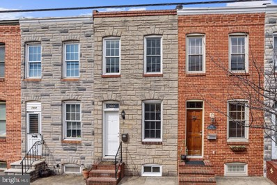 1406 Haubert Street, Baltimore, MD 21230 - MLS#: 1000272486