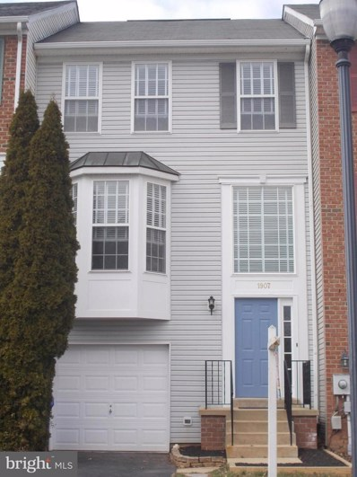 1907 Harpers Court, Frederick, MD 21702 - MLS#: 1000272566