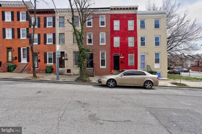 125 Parkin Street, Baltimore, MD 21201 - MLS#: 1000272622