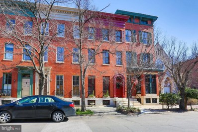 1327 Bolton Street, Baltimore, MD 21217 - MLS#: 1000273046