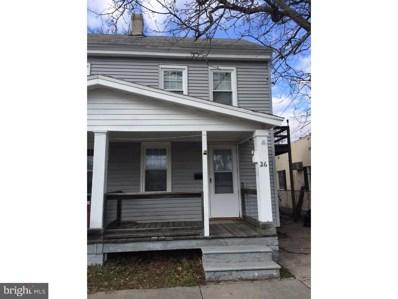 26 W Vine Street, Millville, NJ 08332 - MLS#: 1000273090