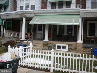 1349 Dyre Street, Philadelphia, PA 19124 - MLS#: 1000273428