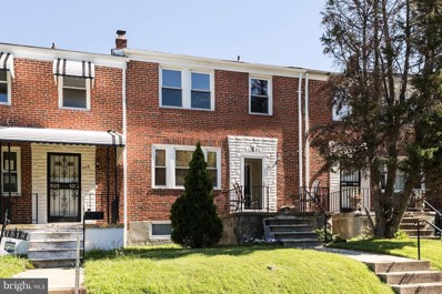 1520 Oakridge Road, Baltimore, MD 21218 - MLS#: 1000273596