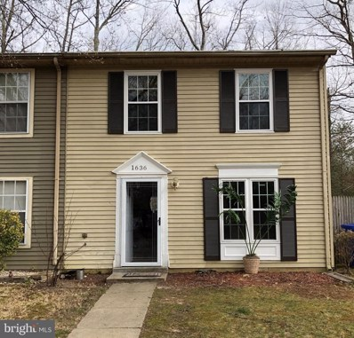 1636 Pin Oak Drive, Waldorf, MD 20601 - #: 1000273818